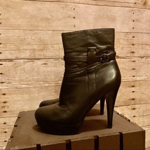 Marx Fisher Ankle Boots
